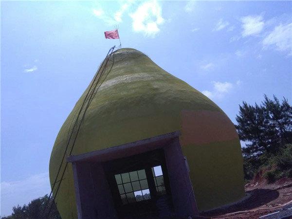 艺术建筑案例